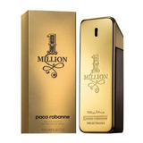 Perfume Importado Paco Rabanne One Million X100ml Original
