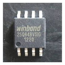 Bios W25q64 Winbond W25q64fvsig /w25q64bvsig Notebook Netb