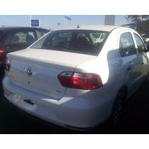 Volkswagen Voyage 1.6 Trendline $40000 Y Cuotas Plan Car One