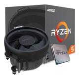 Micro Procesador Ryzen 5 2600x  Amd Pinnacle 4.2ghz Am4