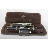 Antiguas Partes De Clarinete Para Restaurar, Ideal Luthier#l