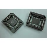 Zócalo Smd Plcc-32 Plcc32 Plcc 32 Ecu Tunning