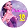 Kit Imprimible Selena Gomez Golosinas Etiquetas