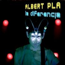Albert Pla La Diferencia - Cd Nuevo Y Cerrado