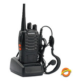 Handy Baofeng Bf-888s Uhf Vox Manos Libres 16 Canales