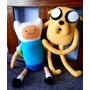 Adventure Time Plush Dolls (peluches Hora De Aventura )