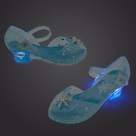 Zapatos Store C Luz Elsa En Original Frozen 2298 Disfraz Disney rqSHOr