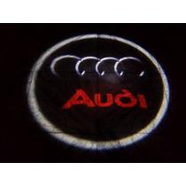 Luces Led Logo Cortesia De Descenso Audi