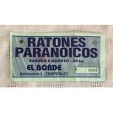 Entrada El Borde Avellaneda - Ratones Paranoicos