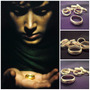 Anillo Frodo El Hobbit The Lord Of The Ring Sauron