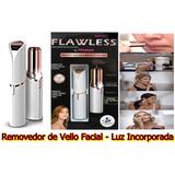 Removedor D/vello Facial Luz Incorpora + Facil Practica Usar