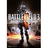 Expansion Battlefield 3 Juegos Pc Original Sellado
