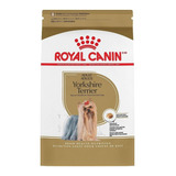 Alimento Royal Canin Breed Health Nutrition Yorkshire Terrier Perro Adulto Raza Pequeña 3kg