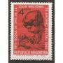 Argentina Caja Nacional De Ahorro Postal 701 Gj 1296 Año1965
