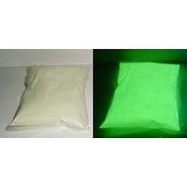 Pigmento Fosforescente. Brilla En La Oscuridad X 100 Gr