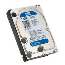 Disco Rígido 2tb Western Digital Blue Hdd Disco Duro Wd