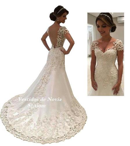 3e634b800 Vestidos de novia sirena mercadolibre - Vestidos a la moda en España ...