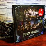 Los Autenticos Decadentes Fiesta Nacional Mtv Cd + Dvd Stock
