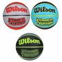 Pelota Basquet Basket Wilson N°7 Power Grip Ncaa Nfhs Lelab
