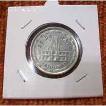 Moneda Argentina De 1 Peso - 25 De Mayo De 1960