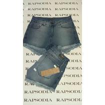 Short Rapsodia. Talles 24 26 28 30