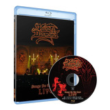 Blu-ray : King Diamond - Songs For The Dead Live (blu-ray)