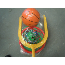 Free Basquet -ideal Para El Jardin Altura Regulable C/pelota