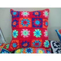 Hermosos Almohadones A Crochet!!!!!!!!!!!!