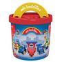 Mis Ladrillos -basicos -balde Chico 128 Pzas. El Clasico