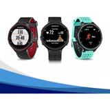 Reloj Garmin Forerunner 235 Gris Gps Frecuencia Cardiaca En La Muñeca Distancia Ritmo Y Tiempo Los 365 Dias Gpsuno