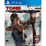 Tomb Raider: Definitive Edition Ps4 Fisico Nuevo Xstation