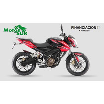 Bajaj Rouser 200 Ns 0 Km - 2016 Financiacion