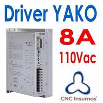 Driver Modular Yako 8a Motores Paso A Paso Cnc Router Cnc