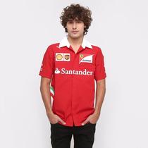 Camisa Puma Ferrari Team