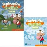 Poptropica English Starter -  Pupil´s Book + Activity Book