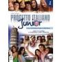 Progetto Italiano Junior 1 - Libro Dello Studente + Esercizi