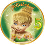 Kit Imprimible Tinkerbell Campanita Candy Bar Golosinas