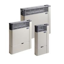 Calefactor Emege 3130 Sin Salida 3000 Kcal Gris Termostatica