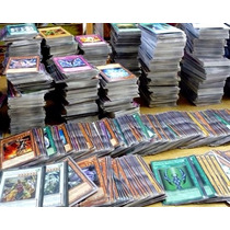 Lote De Cartas Yugioh 200 Cartas Castellano