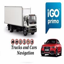 Actualiza Tu Gps O Stereo Con Novo Igo Primo Trucks And Cars