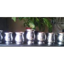 Mates De Algarrobo Forrados Con Aluminio Vs Modelos