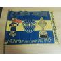 Boca Juniors Banderin De Los 70 Plástica Original