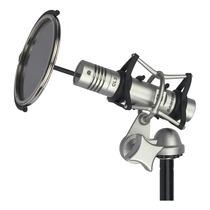 Samson Cl2 Microfono Condenser Pencil Incluye Araña Y Pop