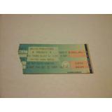 Kiss Entrada Dayton Hara Arena 31 Diciembre 1987
