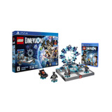 Lego Dimensions - Starter Pack Ps4 Playstation 4