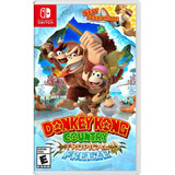 Donkey Kong Country Tropical Freeze | Switch | Físico |