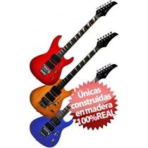 Guitarra Electrica Rg Tipo Floyd Rose Garantia + Envios