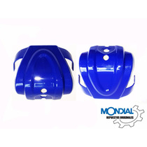 Protector Manubrio Cubre Tablero Mondial Fd 200 S Azul