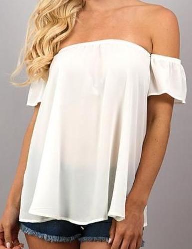 Blusas para mujer Limonni LI212 Campesinas