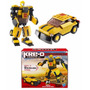 Kre-o Transformers Bumblebee 75 Pzs Hasbro Original